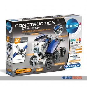 """Galileo """"Construction Challenge - Explorer und Raumstation"""""""