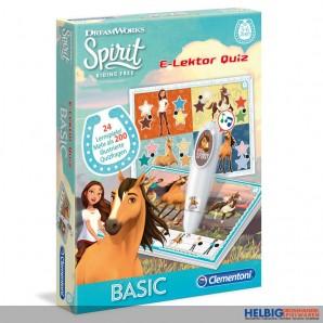 "E-Lektor Quiz/Lernspiel ""Spirit - Riding Free - DreamWorks"""