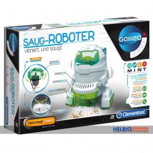 """Galileo Science """"Bausatz - Saug-Roboter"""""""