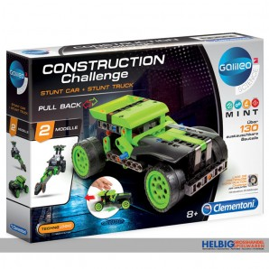 "Galileo Science ""Construction Challenge - Hot-Rod Fahrzeuge"""