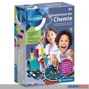 """Galileo Lab """"Geheimnisse der Chemie"""" Experimentierkasten"""