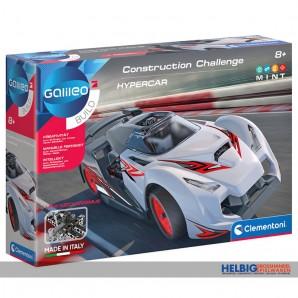 "Galileo Build ""Construction Challenge - Hypercar"""