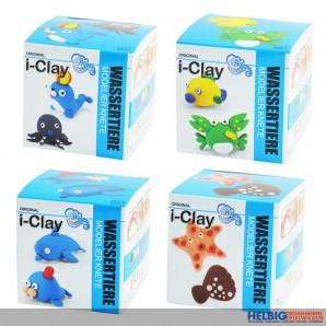 "Modelier-Knete-Set ""i-Clay Air - Wassertiere"" - Display"