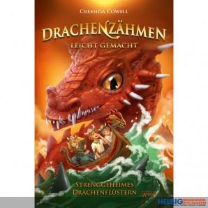 "Lesebuch ""Drachenzähmen: Strenggeheimes Drachflüstern"""