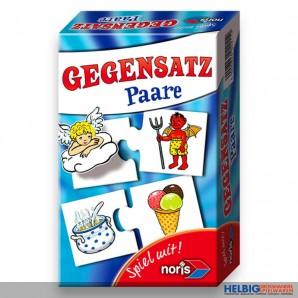 "Mitbringspiel / Reisespiel ""Gegensatz Paare"""