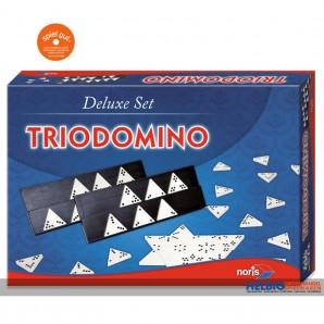 """Gesellschaftsspiel """"Triodomino Deluxe Set"""""""
