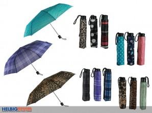 """Taschen-Regenschirm """"Trend"""" - 12-sort."""
