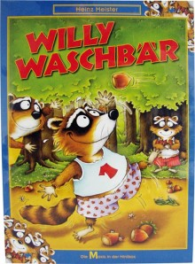 Willy Waschbär