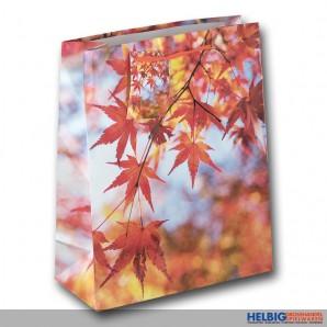 """Geschenktüte """"Herbst-Ahorn"""""""