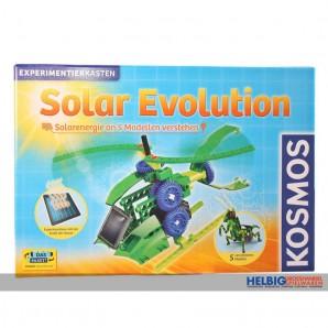 """Experimentierkasten """"Solar Evolution"""" 5 Modelle"""