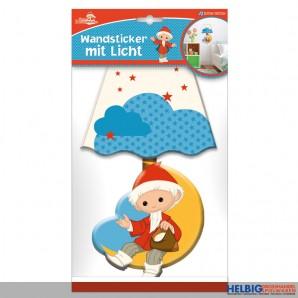 """Wandsticker mit Licht """"Sandmännchen"""""""