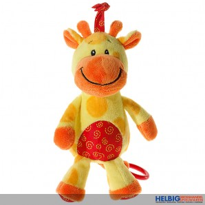 """Plüsch-Spieluhr """"Giraffe"""""""