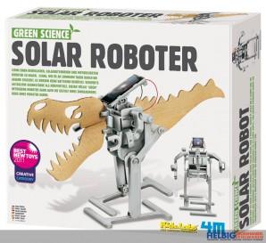 "Green Science ""Solar Roboter"""