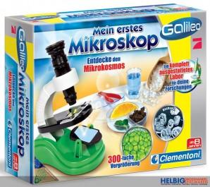 """Galileo """"Mein erstes Mikroskop"""""""