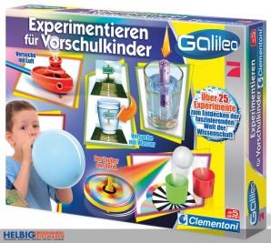 """Galileo """"Experimentieren für Vorschulkinder"""""""