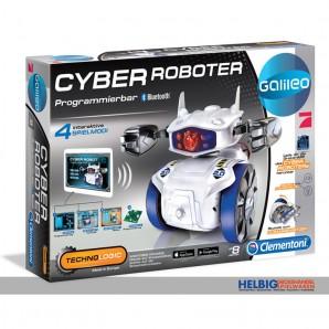 "Galileo ""Cyber Roboter"" programmierbar + Bluetooth"