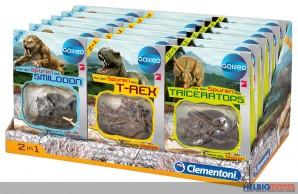 """Galileo - Kreativset """"Auf den Spuren des Triceratops"""""""