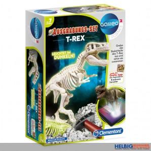 """Galileo Science - Ausgrabungs-Set """"T-Rex"""" nachtleuchtend"""
