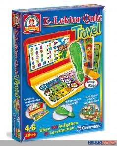 """E-Lektor Quiz """"Travel"""""""