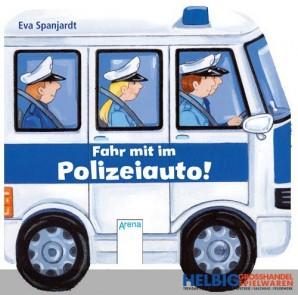 """Bilderbuch """"Fahr mit im Polizeiauto"""""""