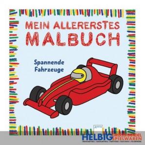 """Mein allererstes Malbuch """"Spannende Autos"""""""