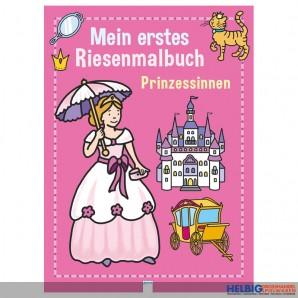 """Mein erstes Riesenmalbuch """"Prinzessinnen"""""""