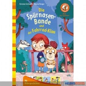 """Lesebuch Bücherbär """"Die Spürnasen-Bande"""" VS & 1. Kl."""
