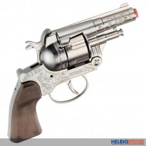 """Spielzeug-Pistole """"Agent"""" - 12er Schuss"""