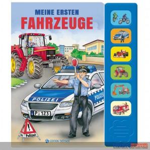 "Soundbuch ""Meine ersten Fahrzeuge"" inkl. Batterie"