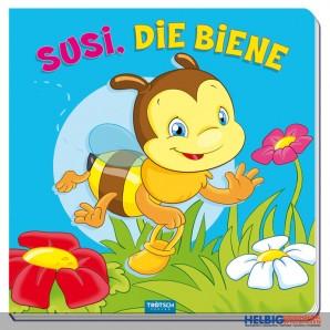 """Pappen-Bilderbuch """"Susi, die Biene"""""""