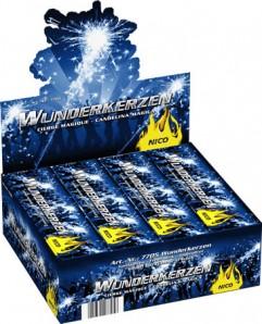 Wunderkerzen 18 cm - Jugendfreies Feuerwerk