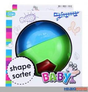 "Formen-Ball ""Baby"""