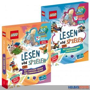 """Lego®-Kreativ-Box """"Lesen & Spielen"""" 7in1-Modelle - 2-sort."""