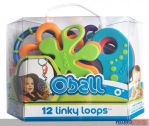 """Oball """"12 Linky Loops"""""""