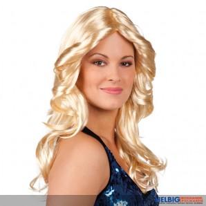 "Perücke ""Disco"" - blond"