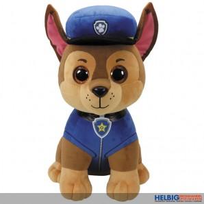 """Beanie Boo """"Paw Patrol - Schäferhund Chase"""" XL - 42 cm"""
