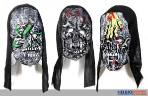 "Maske ""Totenkopf"" - 3-sort."