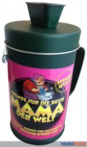 """Spendenkasse/Spardose """"Beste Mama der Welt"""""""