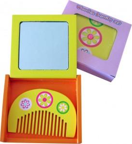 Holz-Beautybox