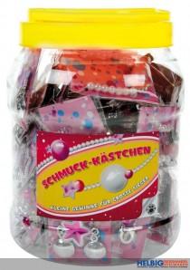"""Fashion-Schmuck """"Schmuckkästchen"""" - 4-sort."""