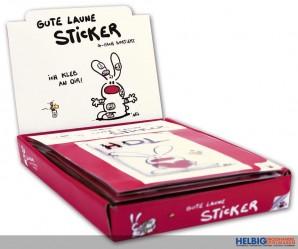 NIC - Gute Laune Sticker