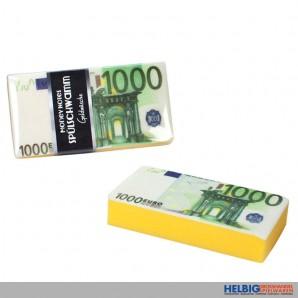 """Scherz-Spülschwamm """"1000 EUR-Geldschein"""""""