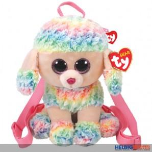"""Ty Fashion/Gear - Rucksack Pudel """"Rainbow"""""""