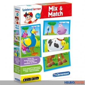 """Lernspiel """"Mix & Match - Spielend lernen"""""""
