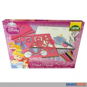 "Mal-Set ""Disney Princess/Prinzessin"""