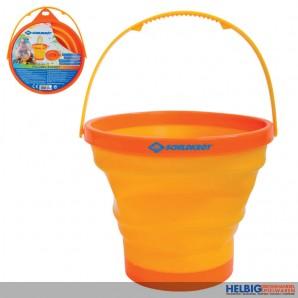 "Faltbarer Sand-Eimer ""Folding Bucket"" Ø 20 cm"