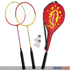 "Federball-Set ""Player"" / Badminton-Set ""Player"""