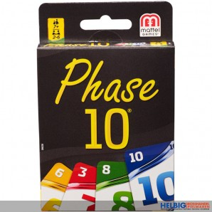 "Kartenspiel ""Phase 10"""