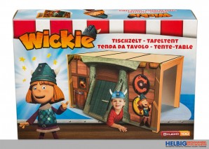 Wickie - Tischzelt