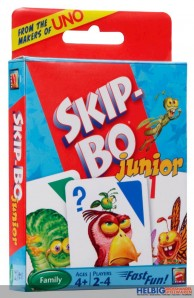Skip Bo Junior Regeln